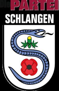 Staatstragendes PARTEI Wappen